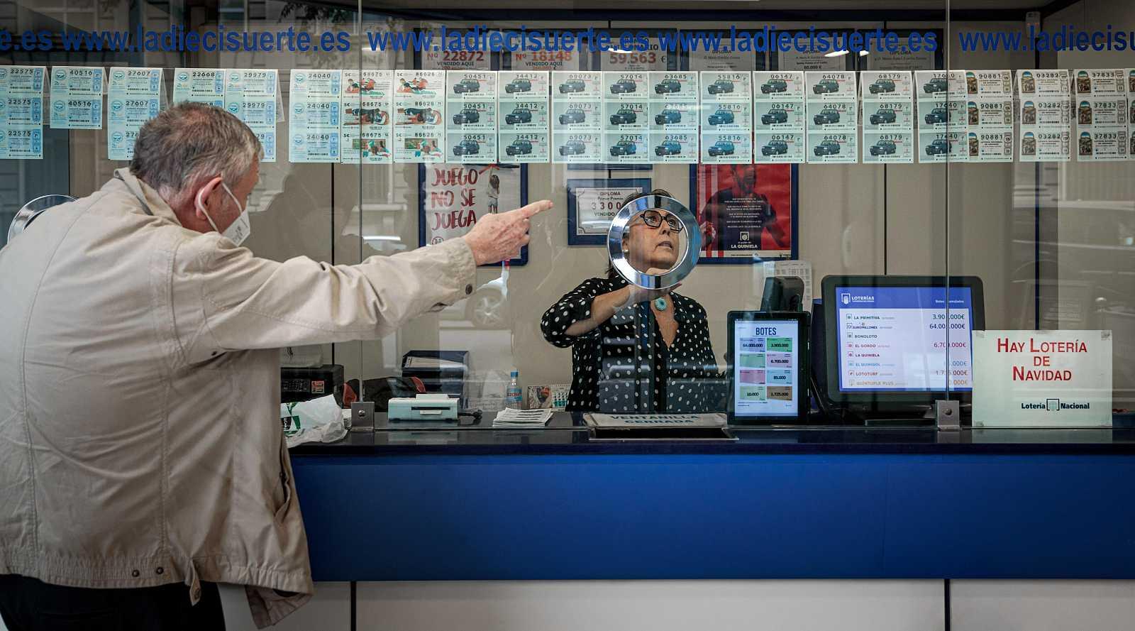 Administración de lotería en Valencia