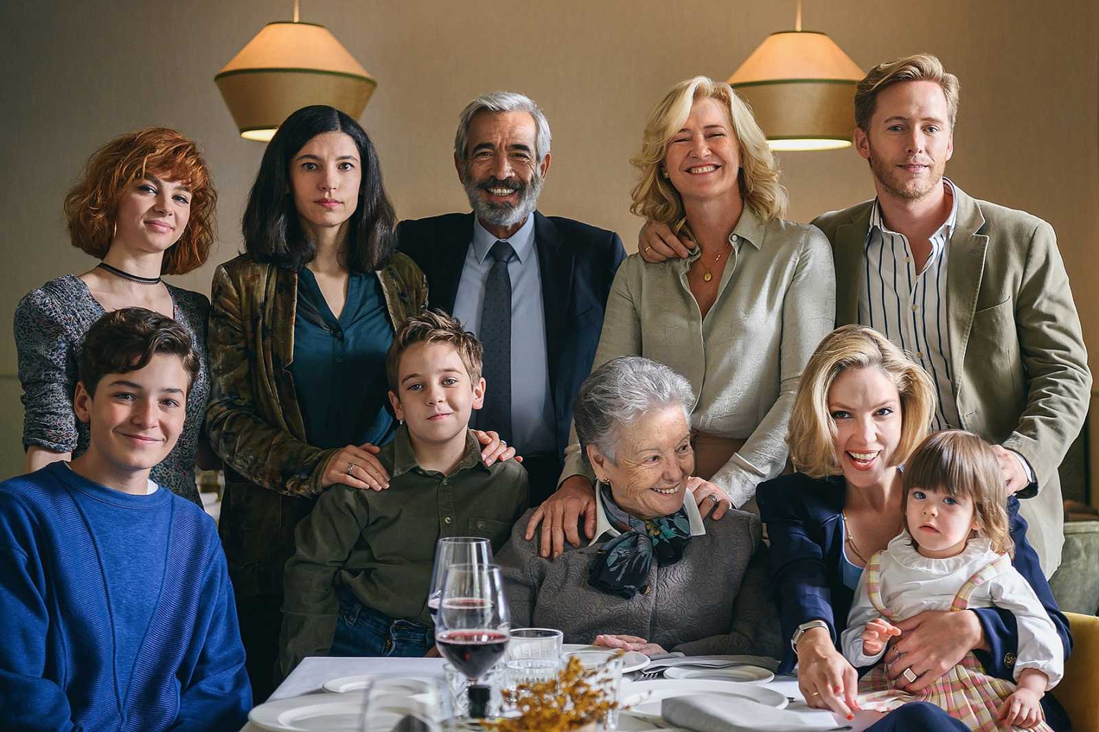 La familia Alcántara en la temporada 21