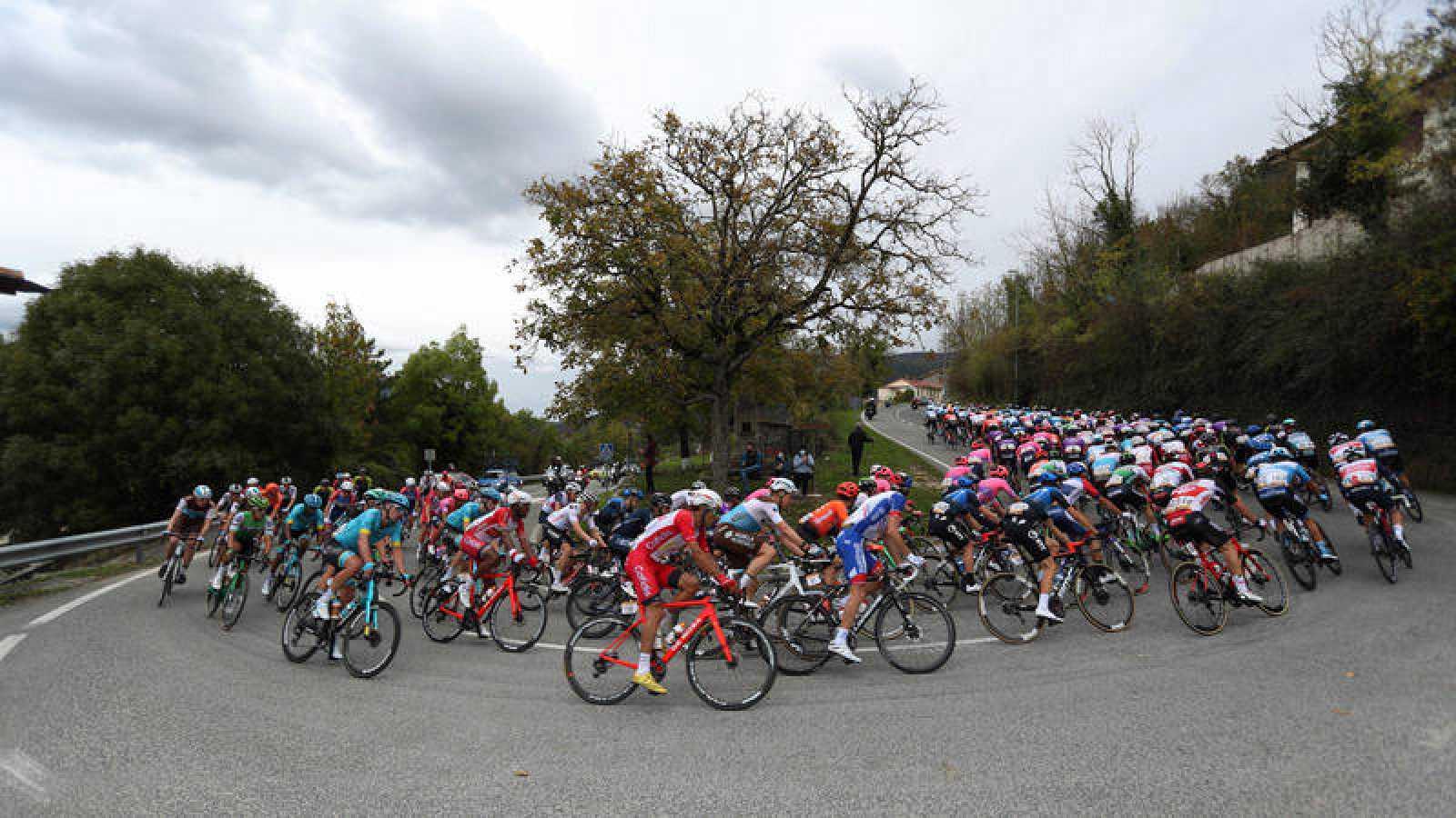Sigue la Vuelta en directo en RTVE.