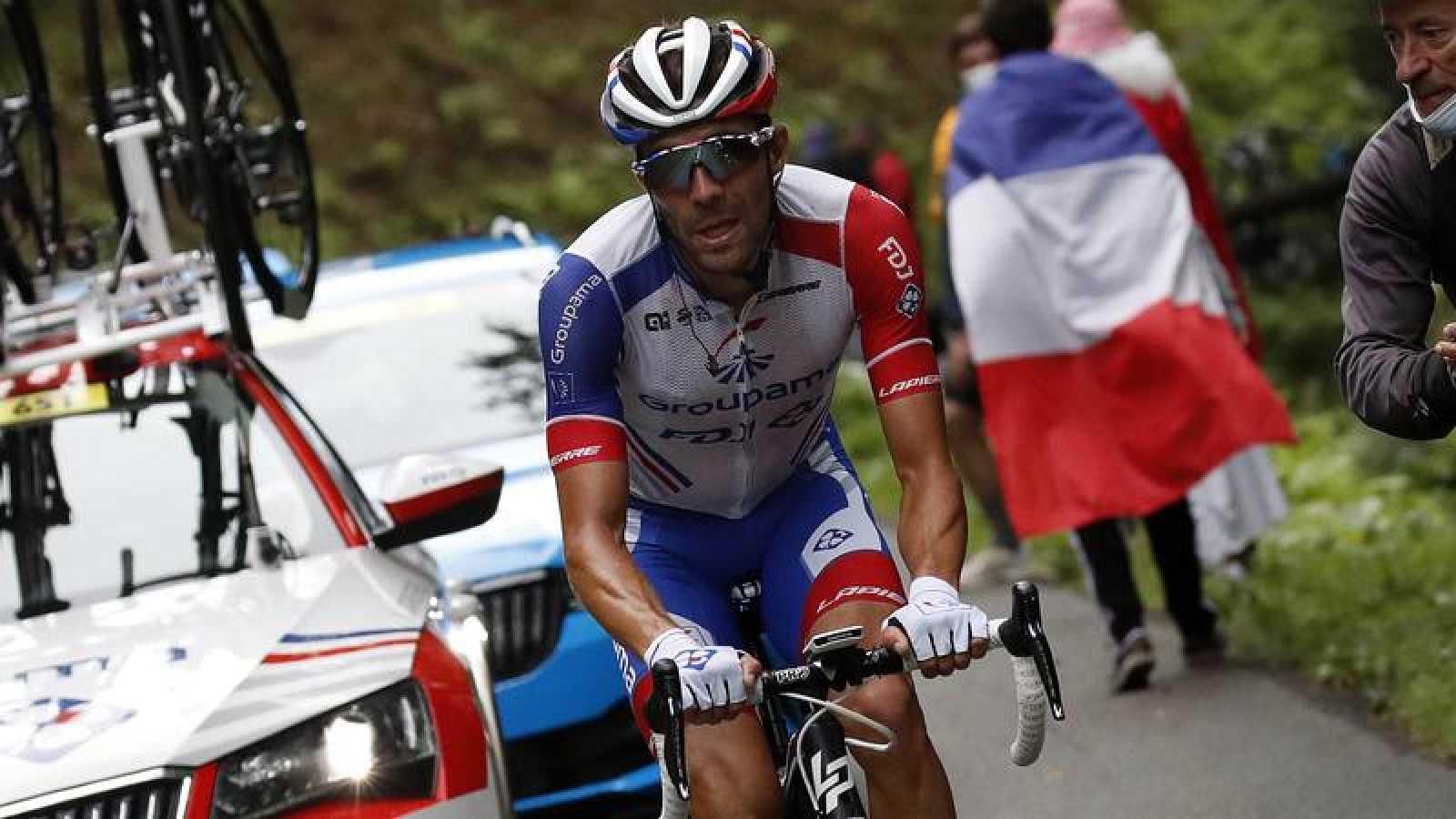 Thibaut Pinot abandona la Vuelta a España