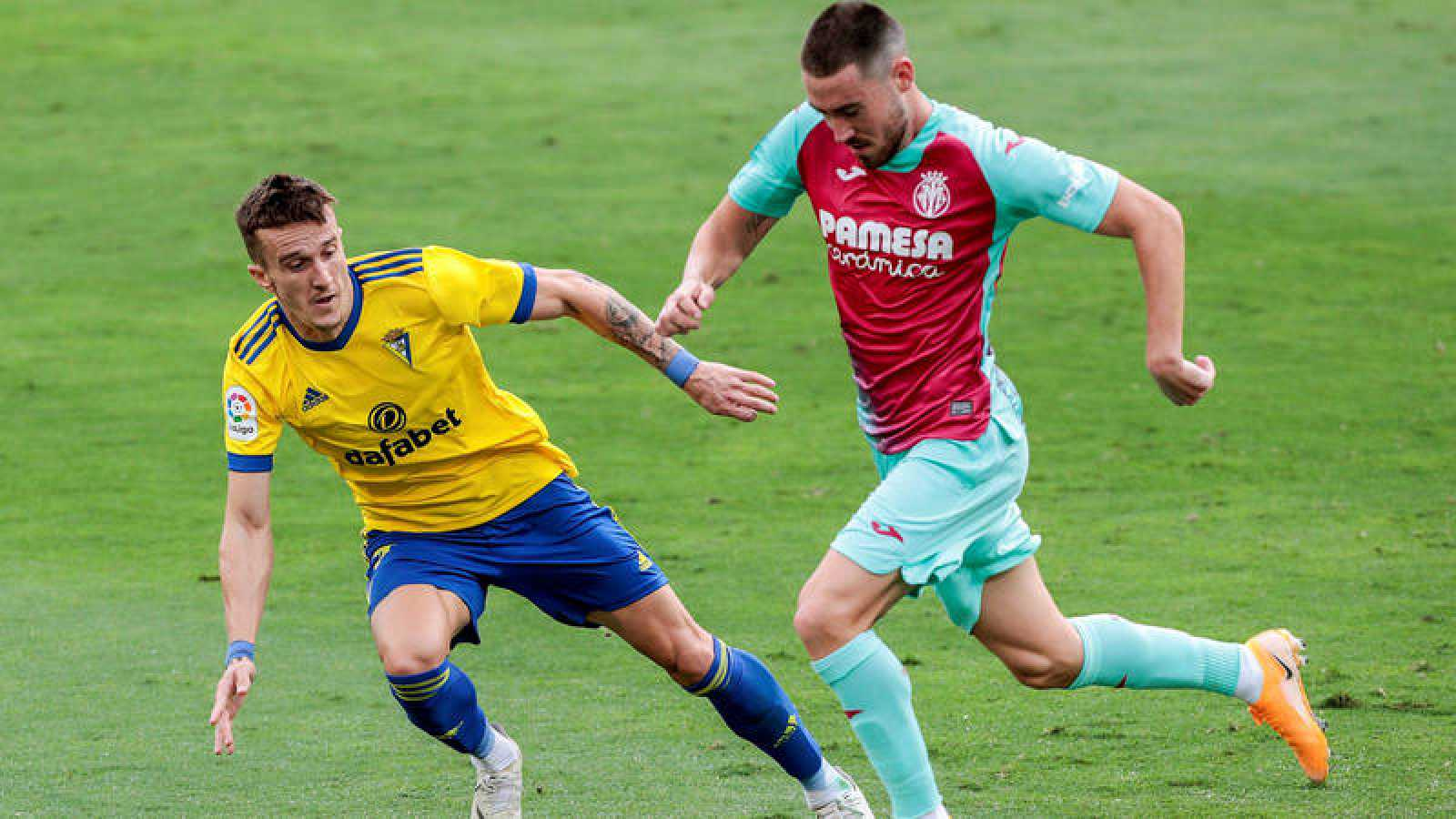 Liga | Villarreal y Cádiz empatan sin goles
