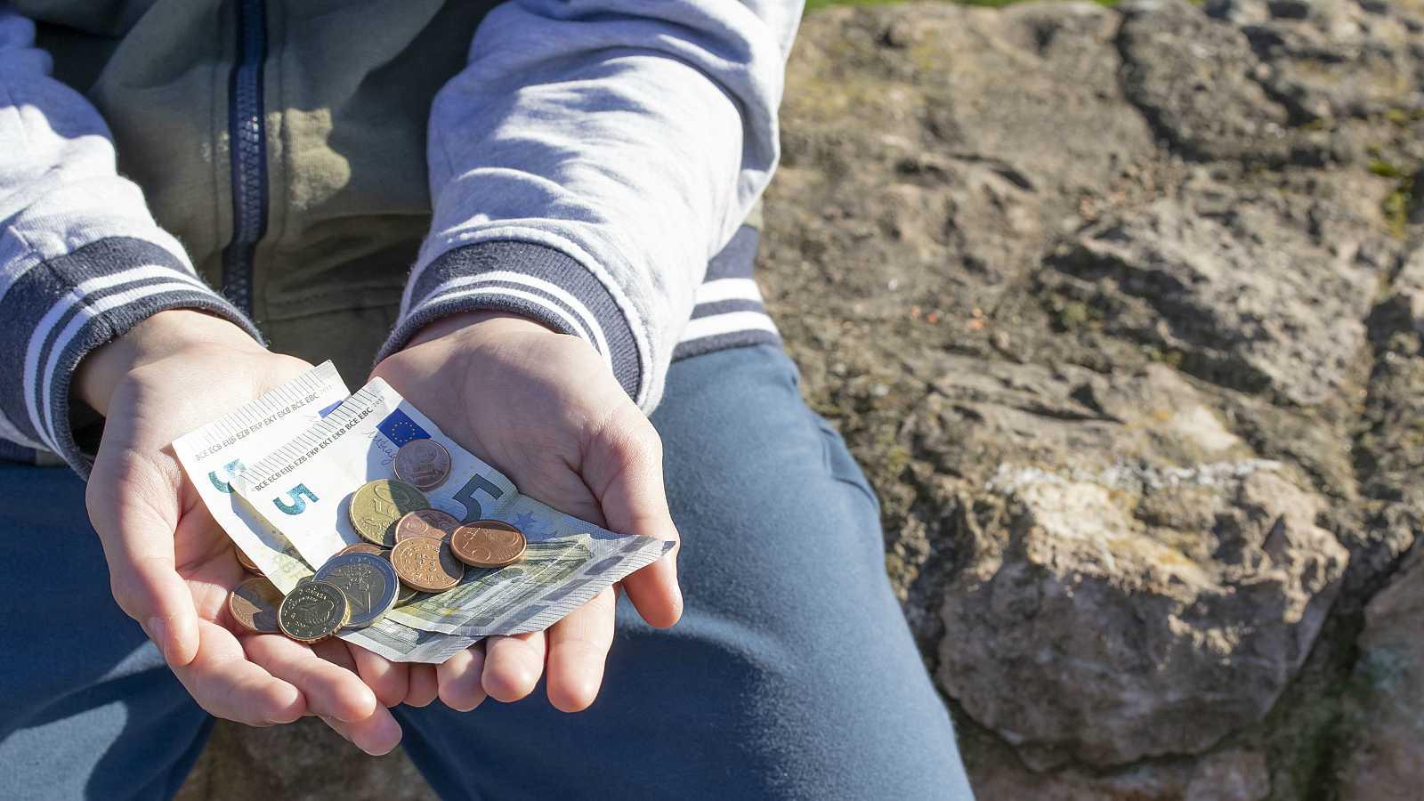 España se sitúa entre los países de la Unión Europea con mayor tasa de pobreza infantil, según UNICEF