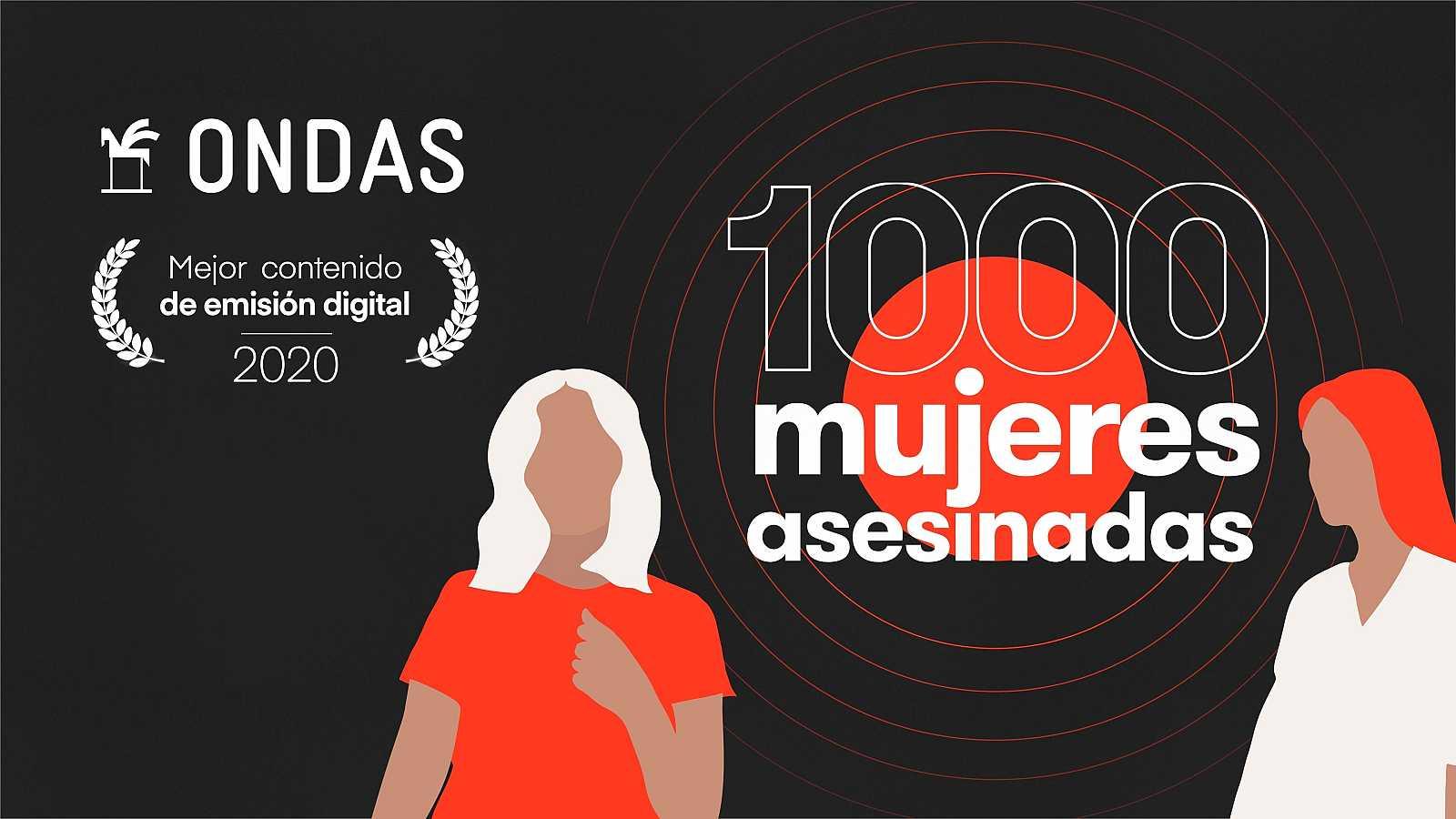 Premio Ondas para 'Mil mujeres asesinadas'