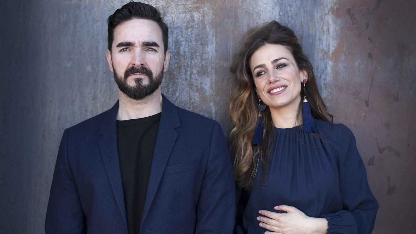 Verónica Ferreiro y Javier Sánchez