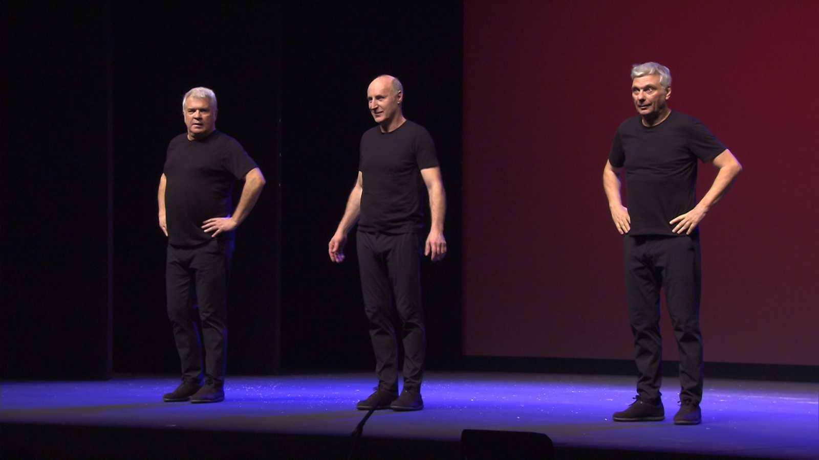 Los Tricicle, en una actuación