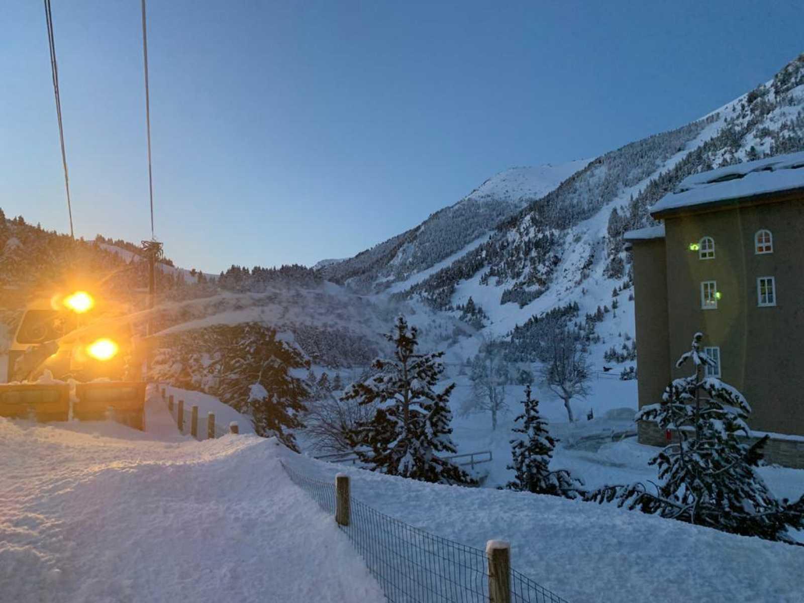 La Vall de Núria, aquest dilluns a 'Cinc dies a...'