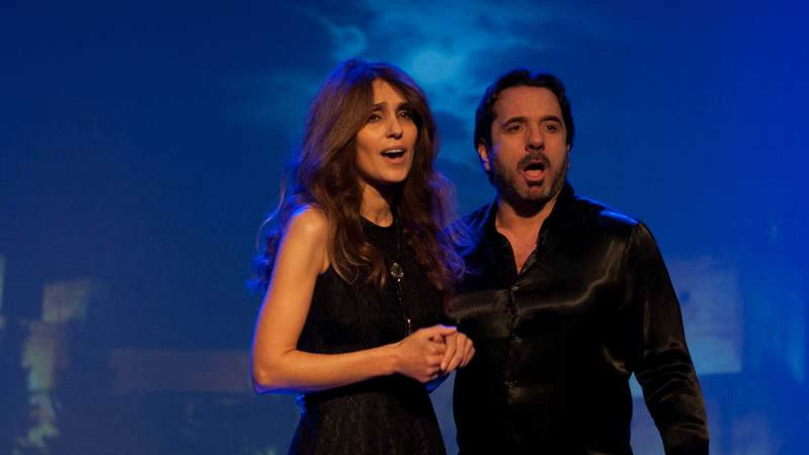 Arabian & Lírica en 'Las Noches del Monumental' de RTVE