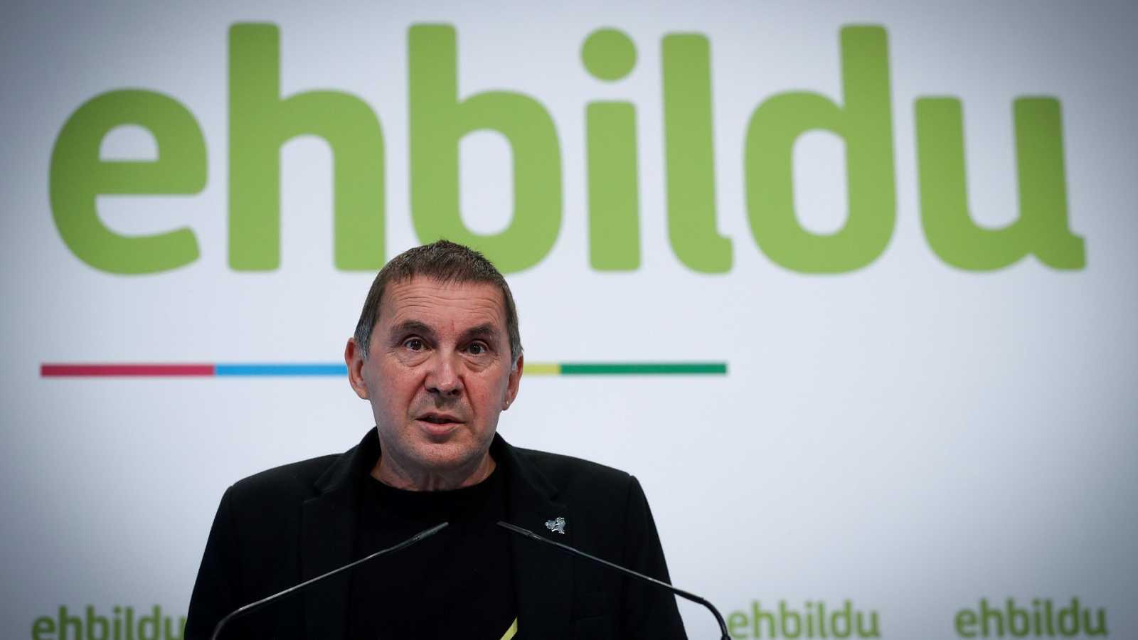 Bildu pide a su militancia que apoye los presupuestos de Sánchez