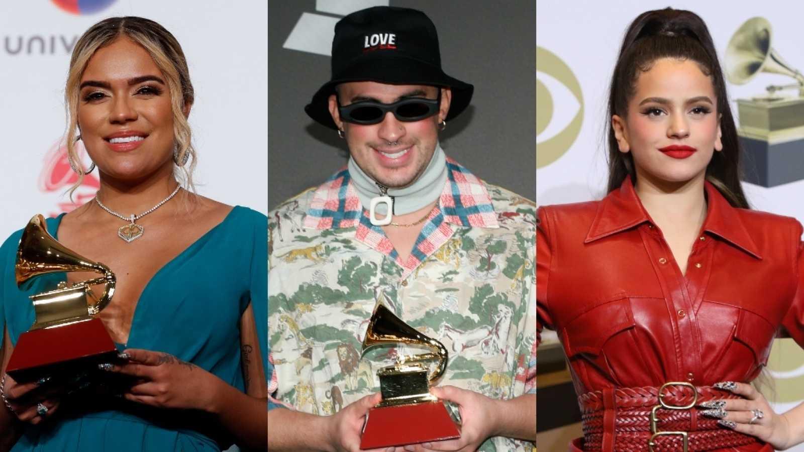 Lo mejor de los Latin Grammy 2020