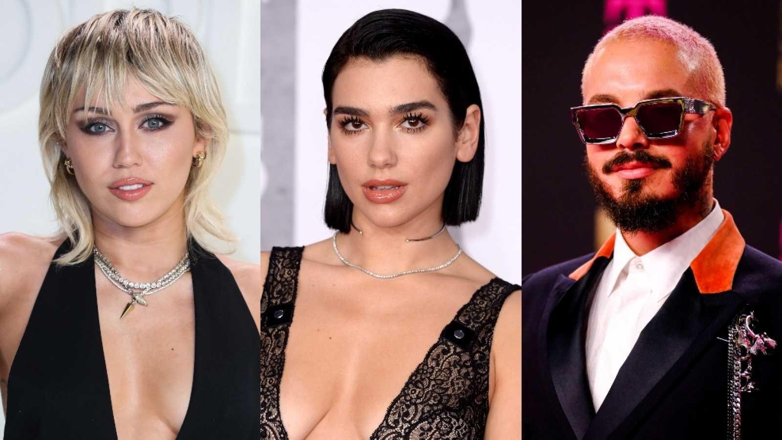 La playlist de la semana: Miley Cyrus junto, Dua Lipa y BTS, entre las novedades