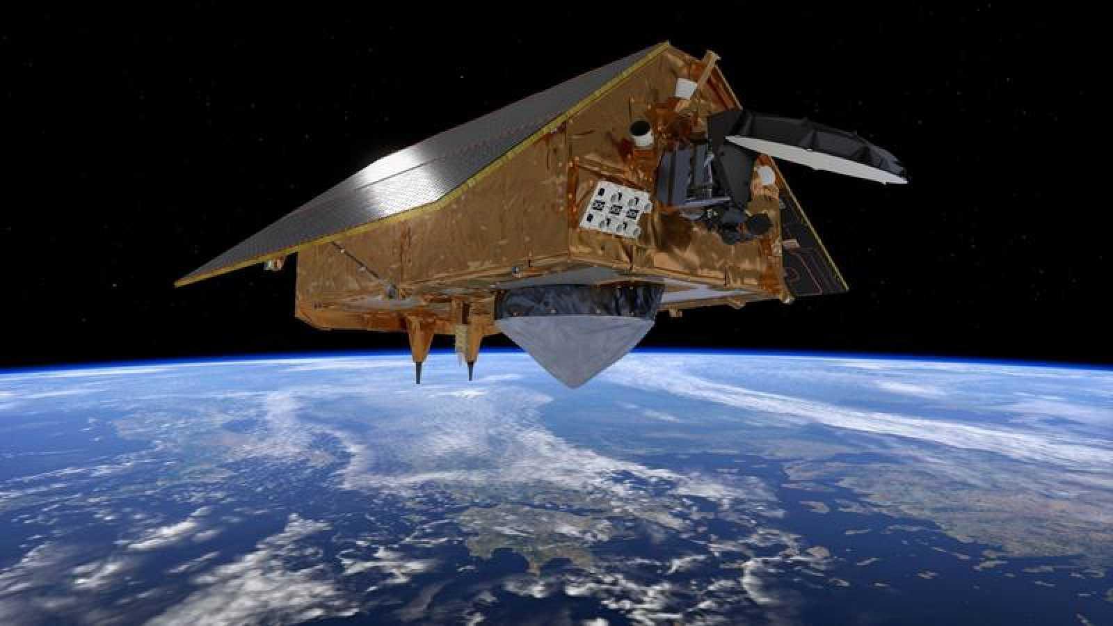 El satélite Sentinel-6