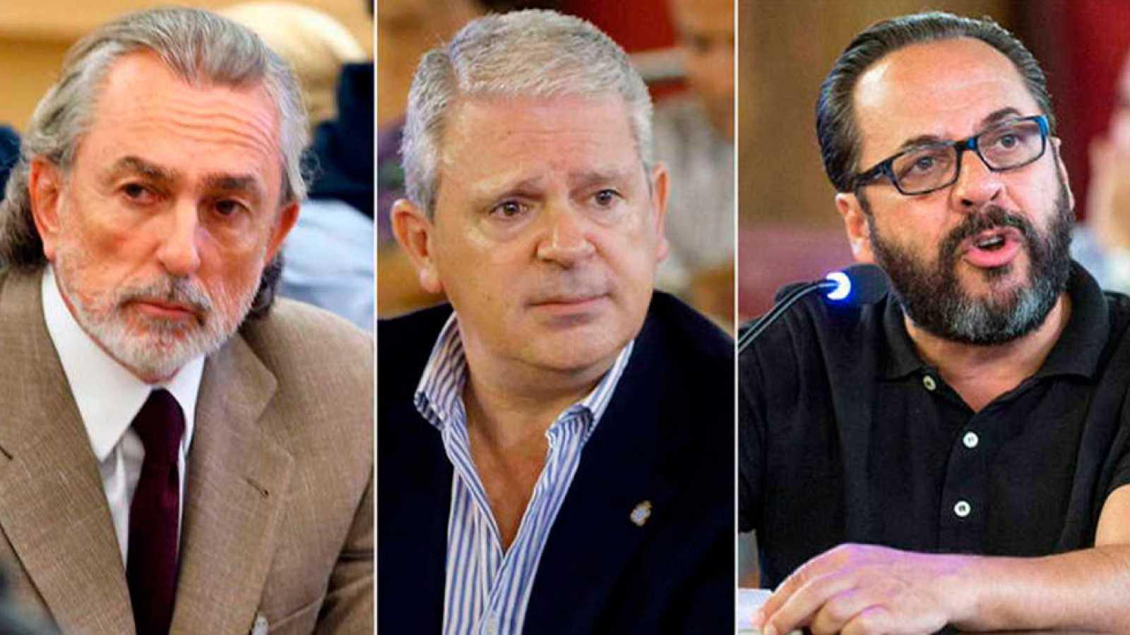 Condenas de entre 6 y 15 años de cárcel para Correa, Crespo y el 'Bigotes' por la visita del papa a Valencia