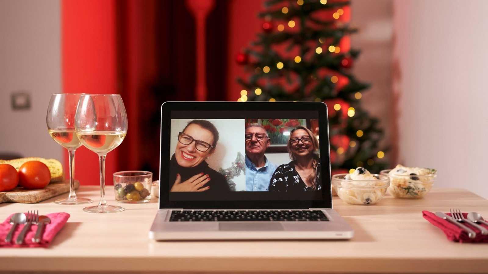 Las videollamadas serán una parte fundamental de estas Navidades