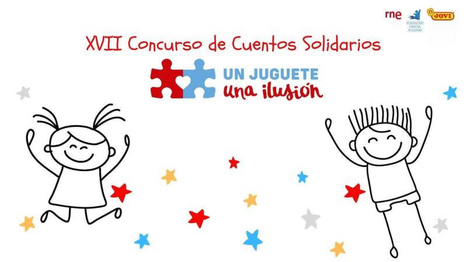 XVII Concurso de Cuentos Solidarios 'Un juguete, una ilusión'.