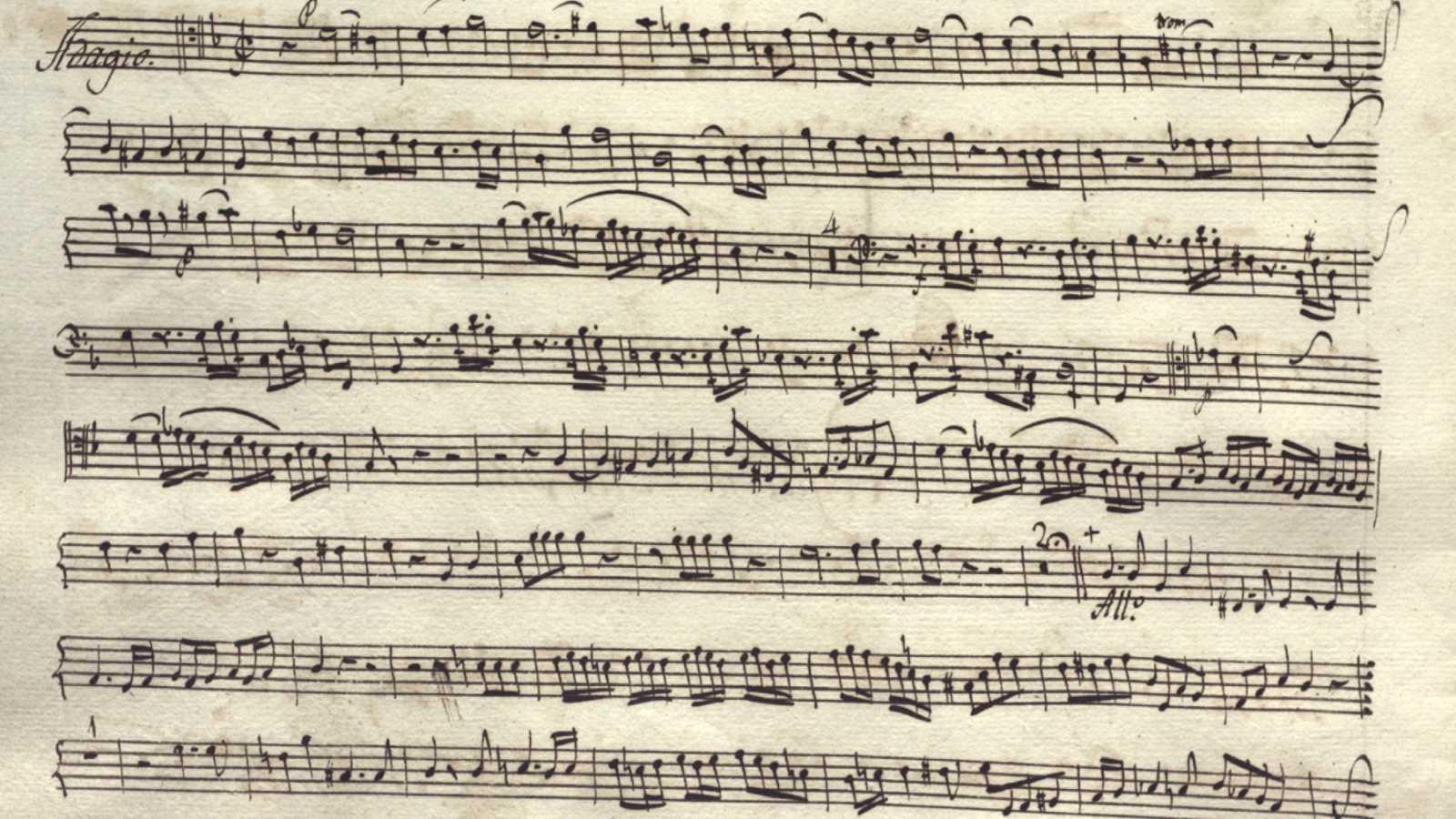 Reportaje sobre el 'Requiem' de Mozart en España - escuchar ahora