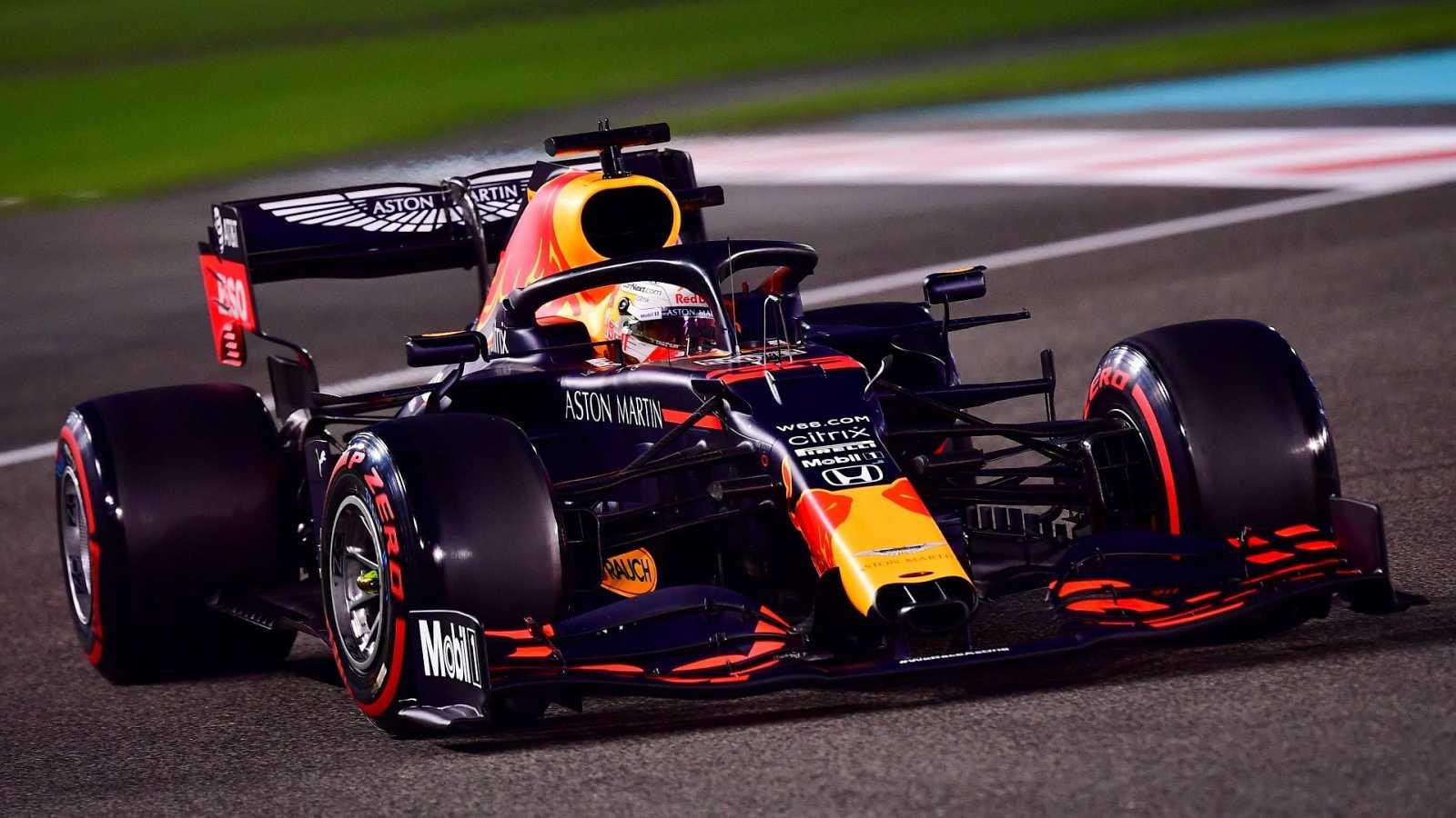 Verstappen se hace con la 'pole'
