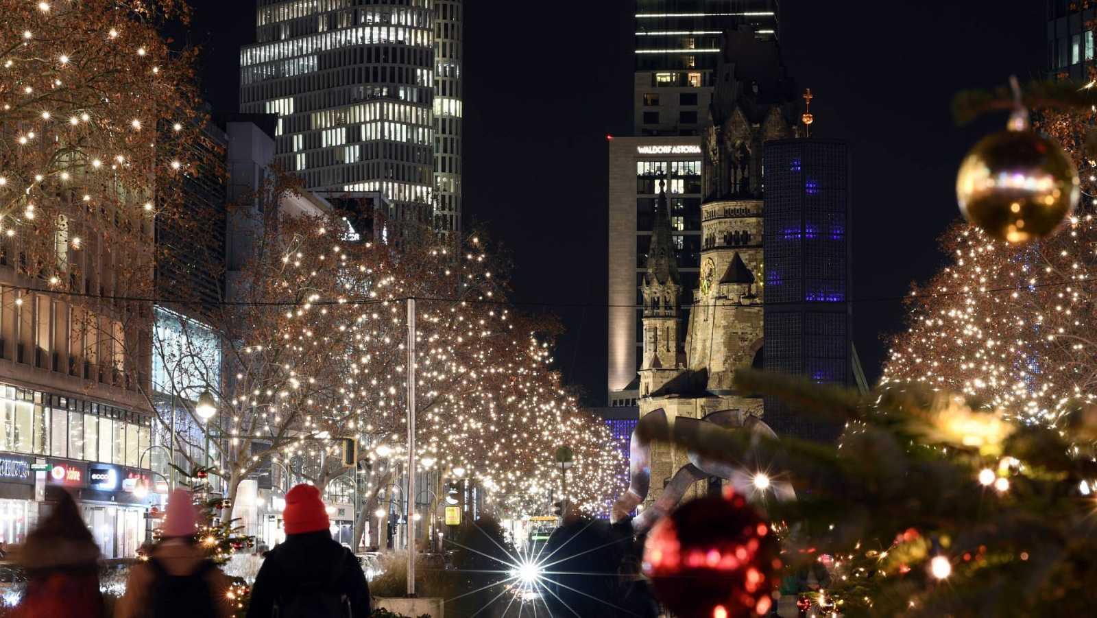 Alemania aplica a partir de este 16 de diciembre el cierre de todo el comercio no esencial