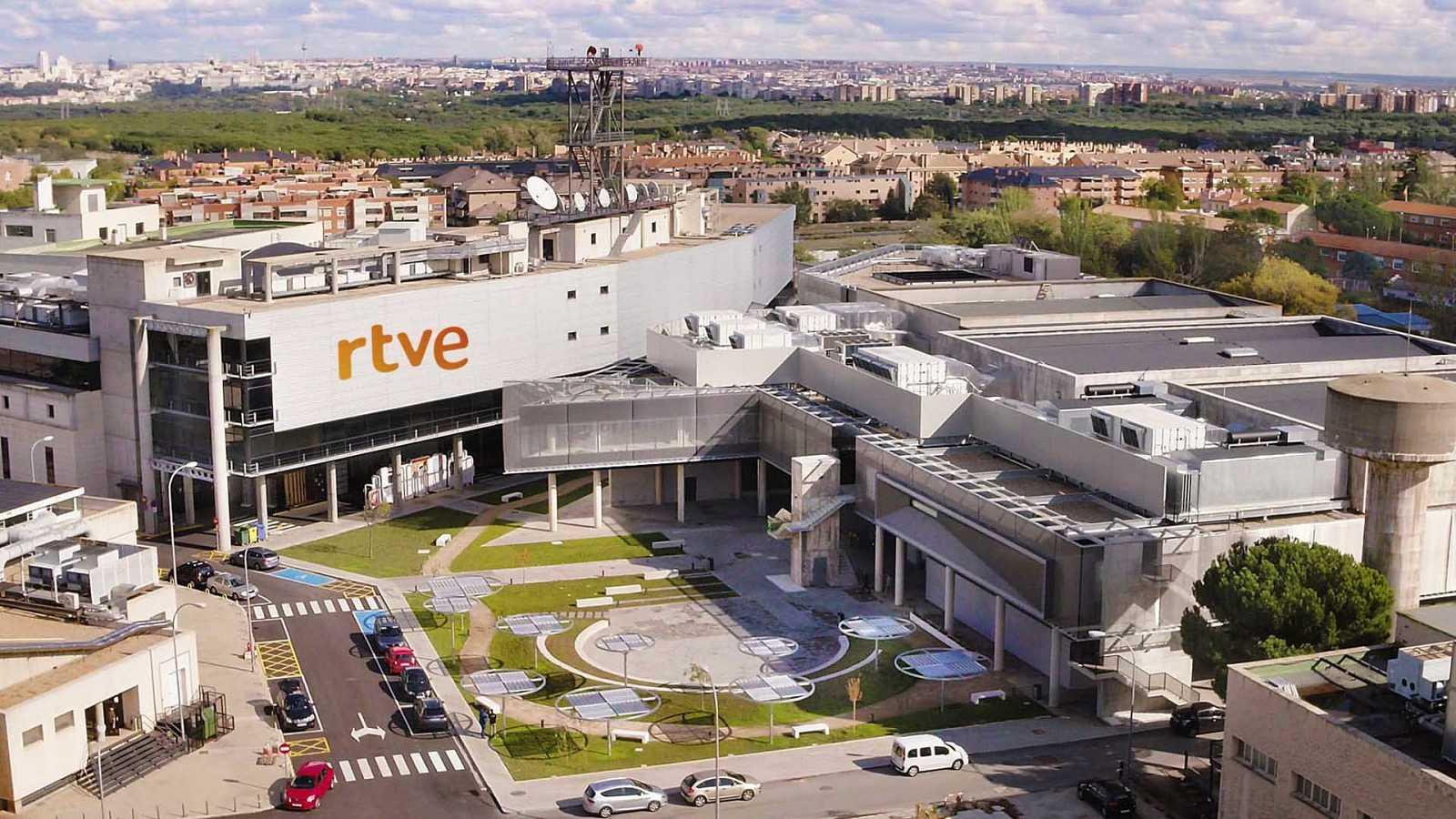 Estudios de RTVE en Prado del Rey