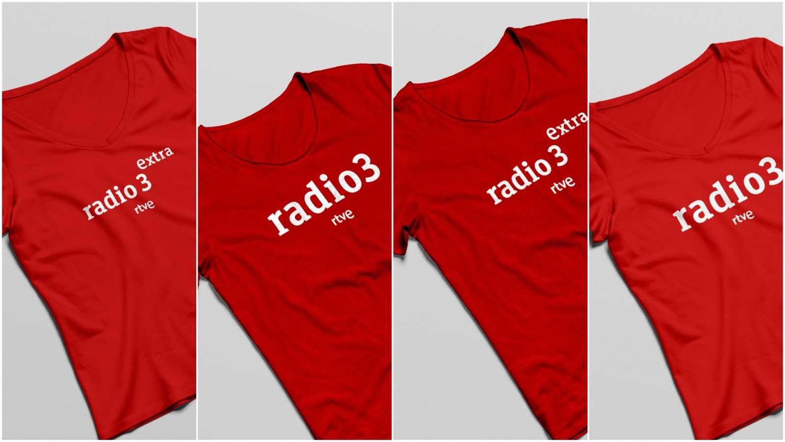 camiseta radio 3