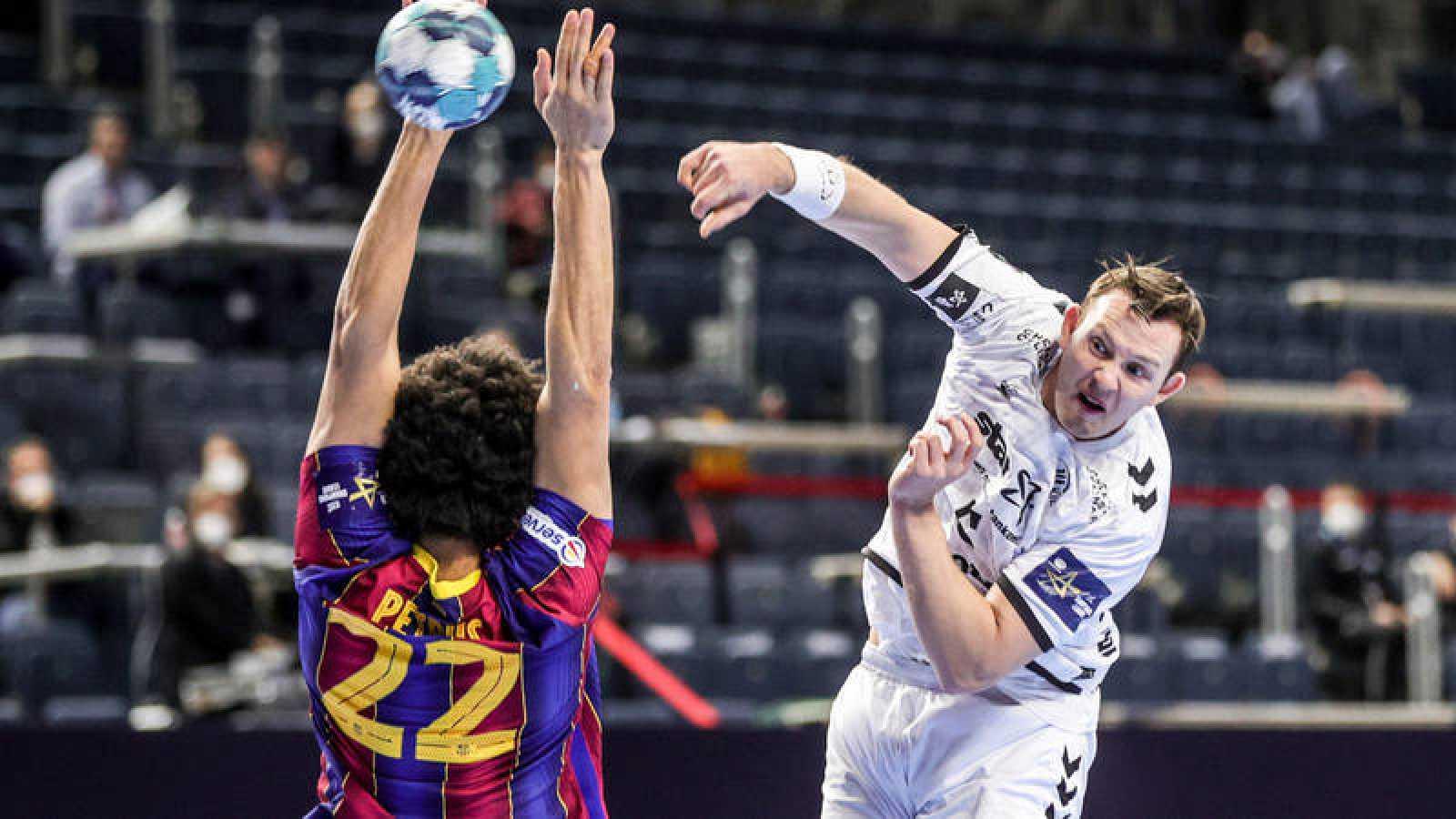 Champions de balonmano | El Kiel gana la final al Barça