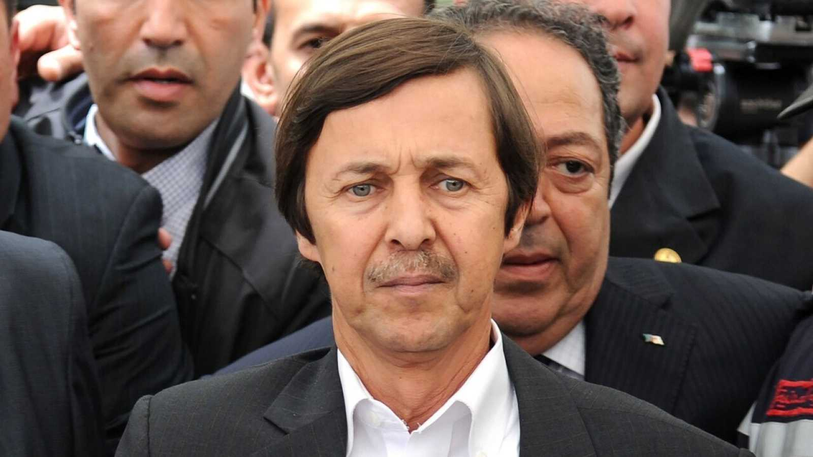 Imagen de archivo de Said Bouteflika, hermano del expresidente argelino Abdelaziz Bouteflika