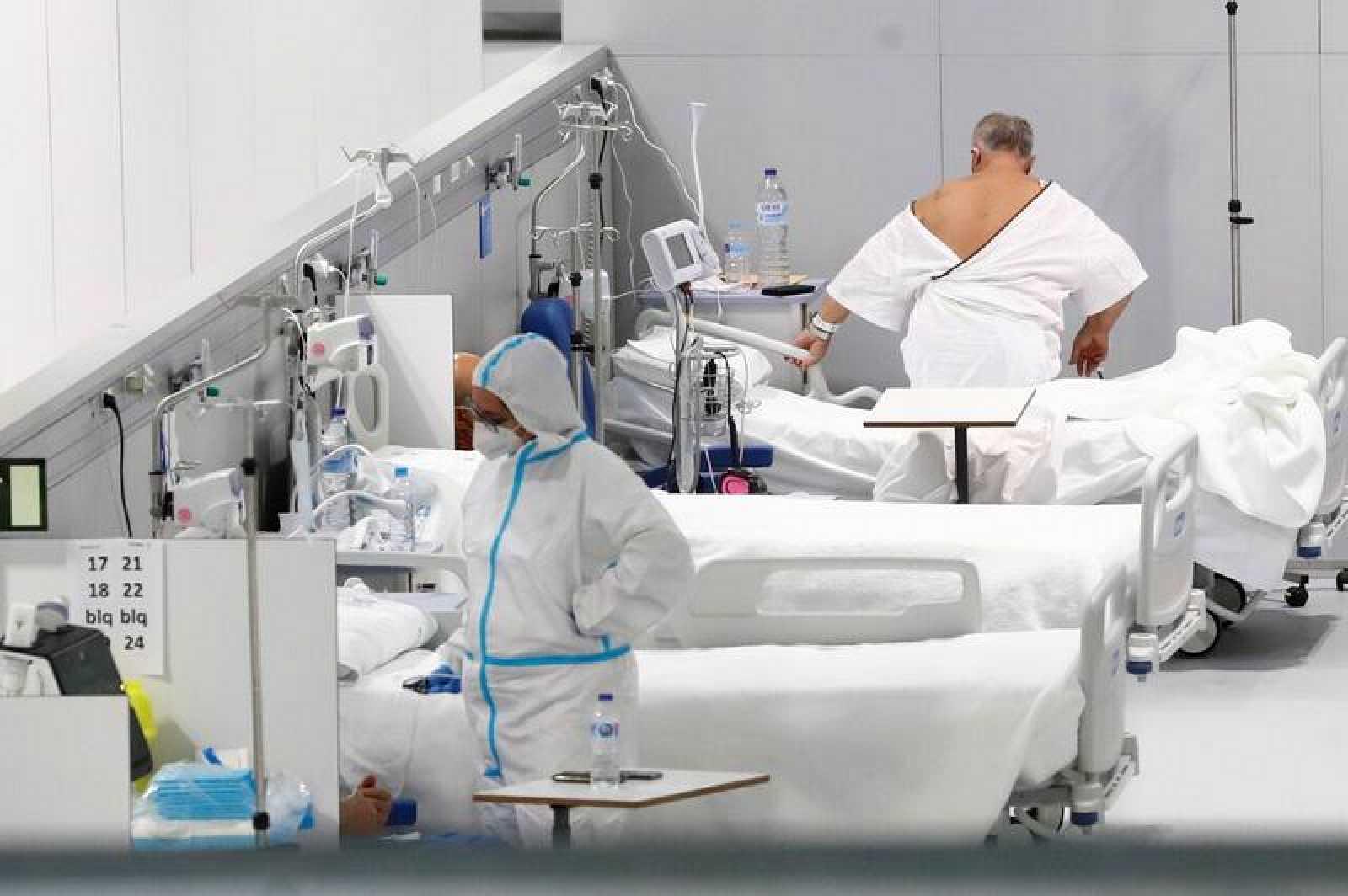 Coronavirus España   4 de enero: Johnson anuncia un nuevo confinamiento en Inglaterra ante el aumento de los casos