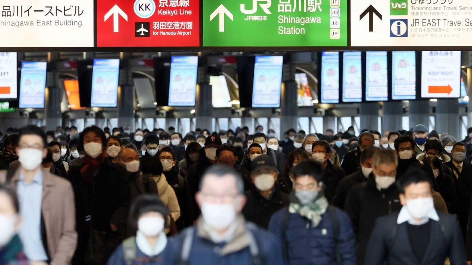 Japón descubre una nueva cepa del coronavirus