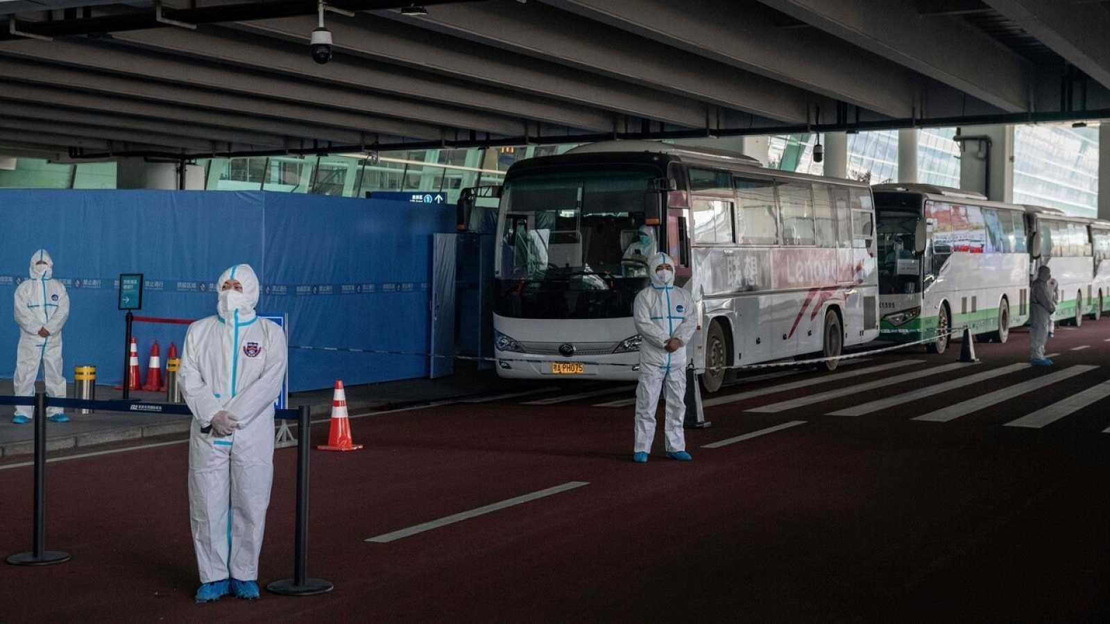 La OMS llega a China para investigar el origen del coronavirus