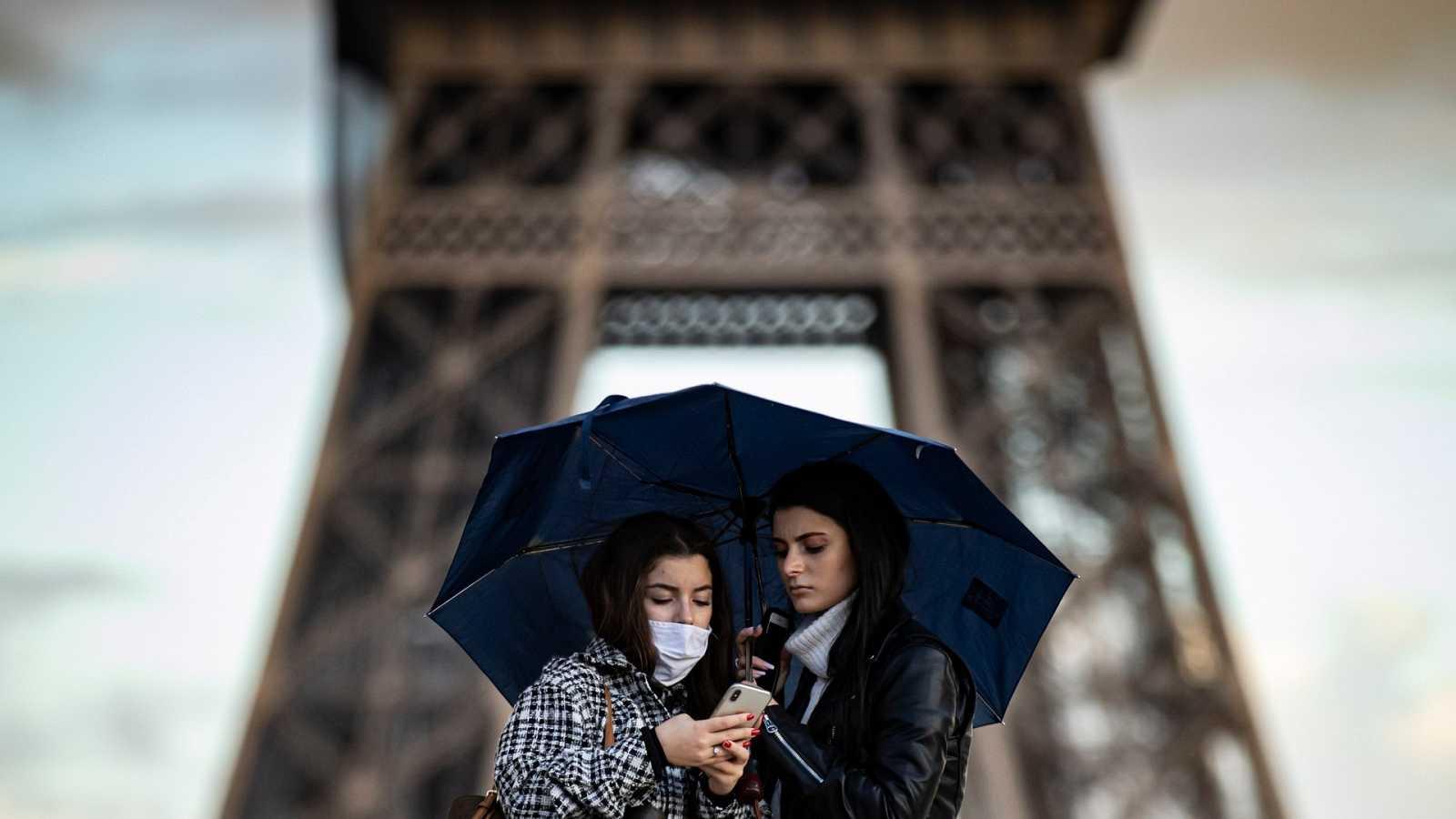 Francia anuncia nuevas restricciones para frenar el coronavirus