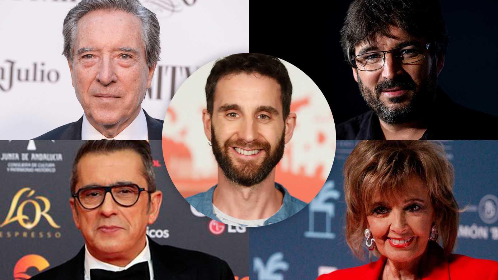 Los cuatro grandes profesionales que ayudarán a Rovira a convertirse en un buen presentador