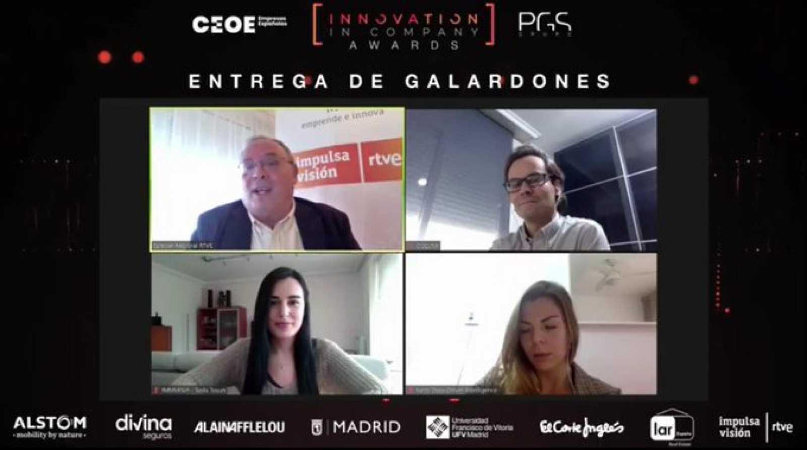 Premios Innovation in company