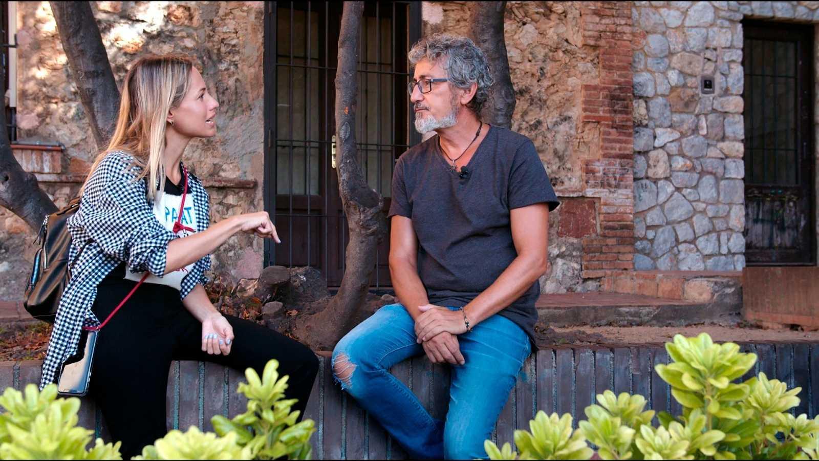 L'actor i humorista David Fernández, aquesta setmana al programa 'Perseguint cognoms'