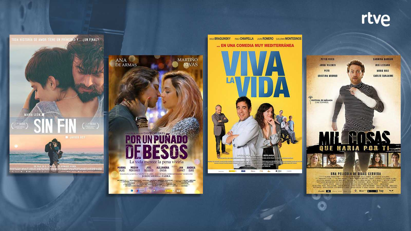 La romántica oferta de Somos Cine, en Febrero
