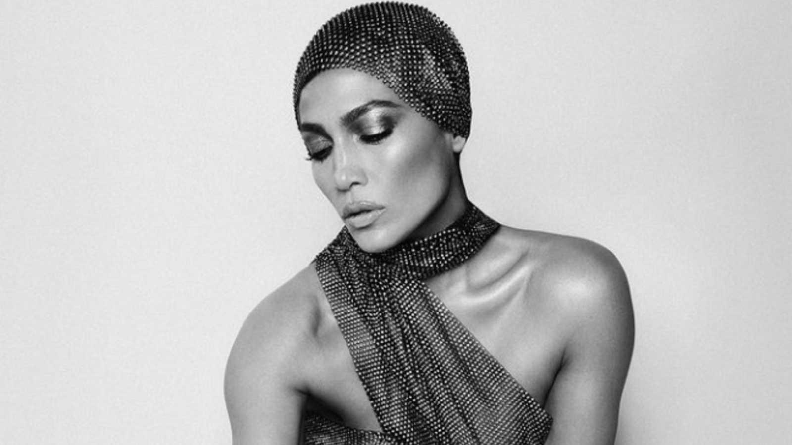 Jennifer Lopez para la revista Allure