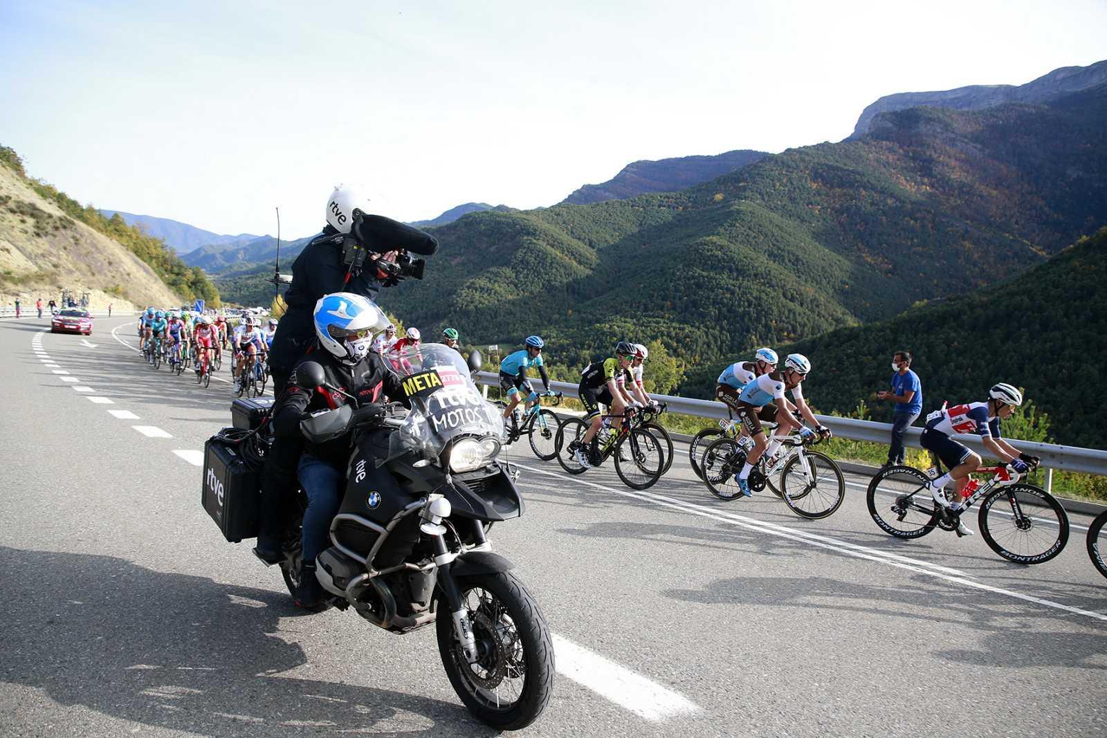 Imagen de La Vuelta 2020