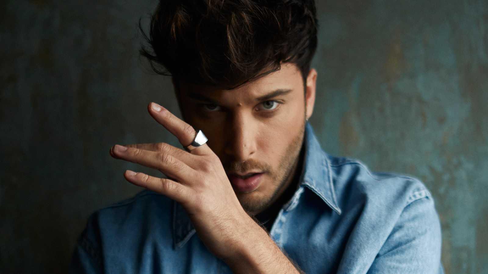 """Blas Cantó estrena """"Memoria"""" y """"Voy a quedarme"""", sus canciones para Eurovisión"""