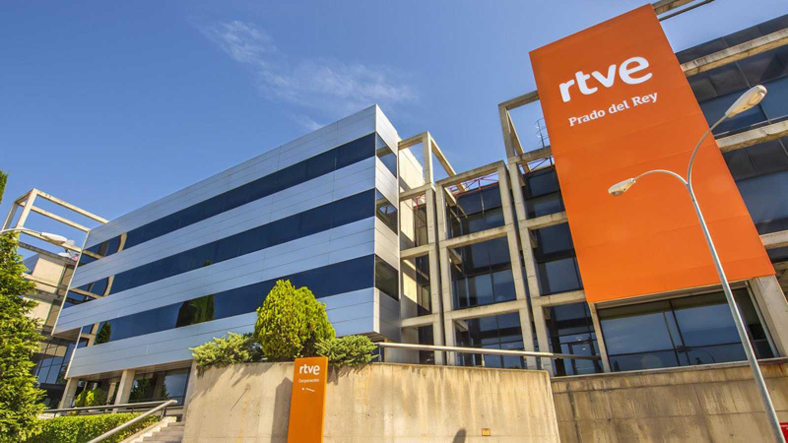 Edificio de RTVE en Prado del Rey, Madrid