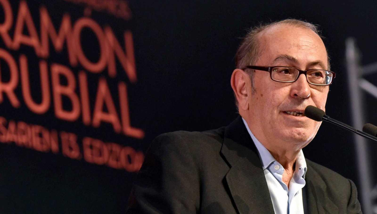 El impulsor del manifiesto y exdirigente socialista, Nicolás Redondo Terreros, en una imagen de archivo