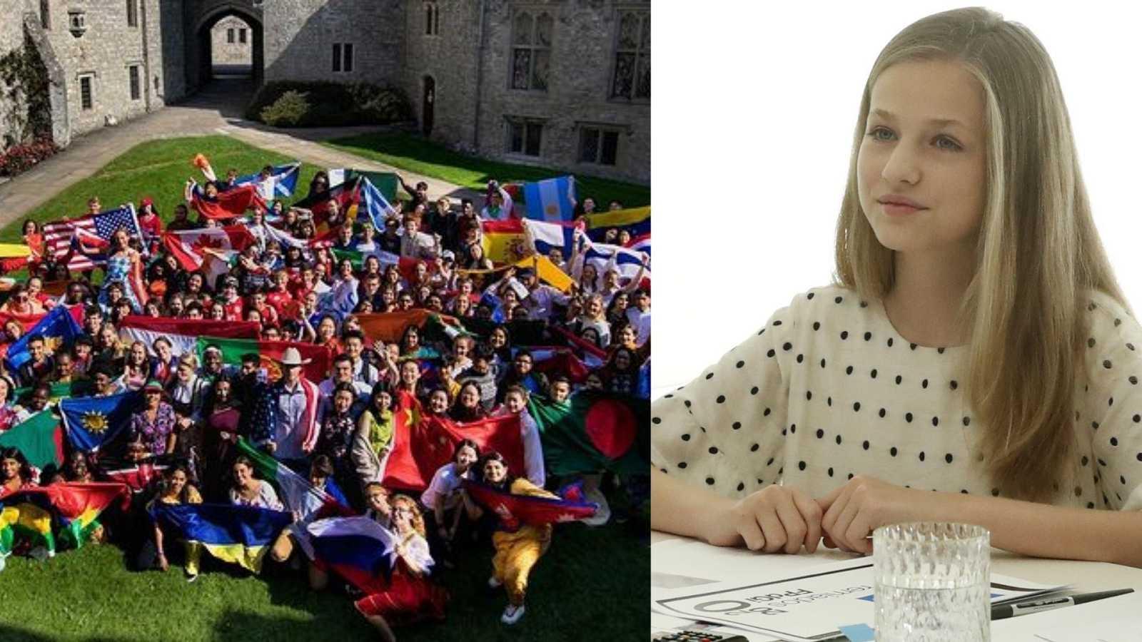 La princesa Leonor estudiará el bachillerato internacional en UWC Atlantic
