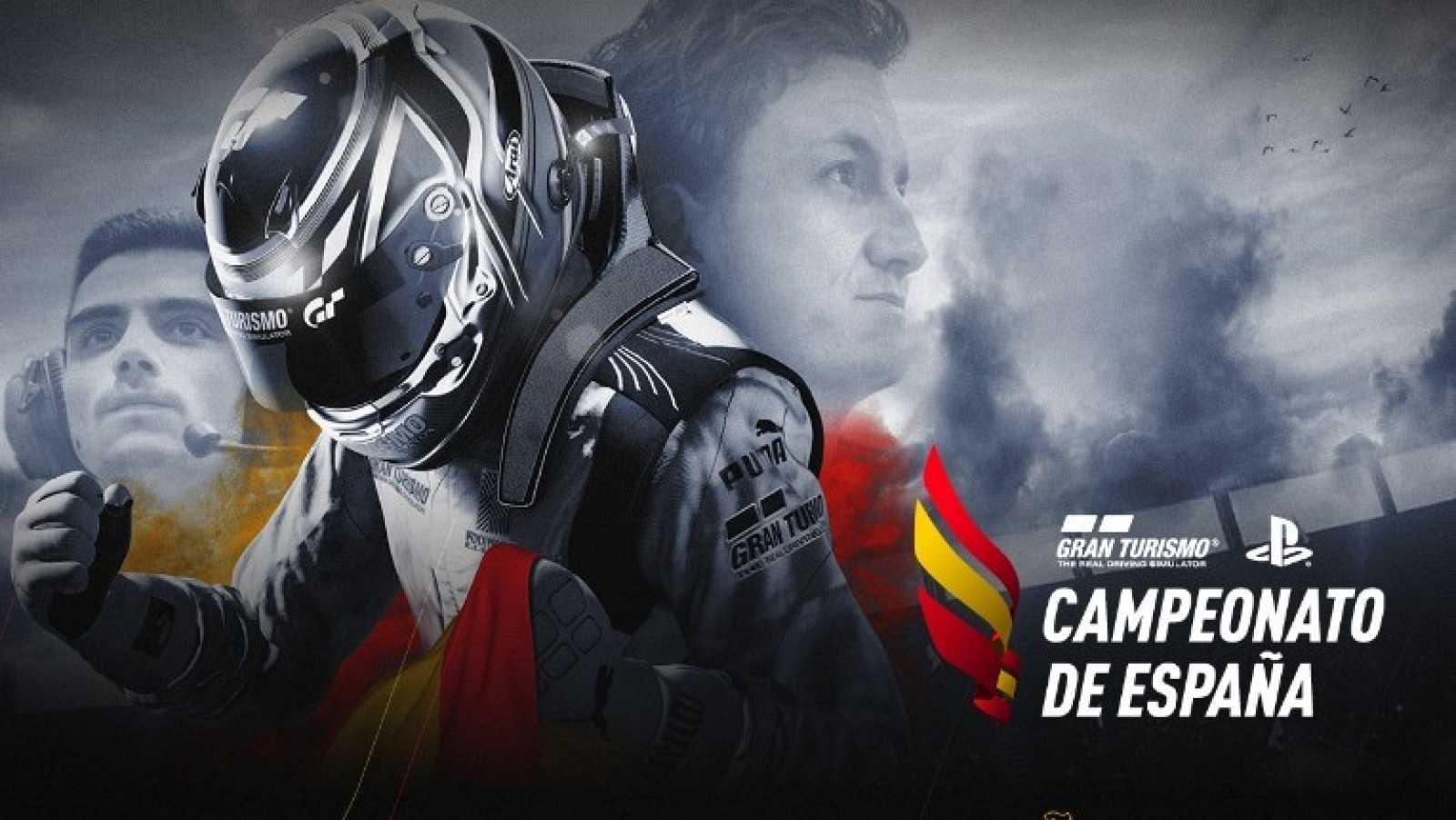 Primer campeonato de España de Gran Turismo