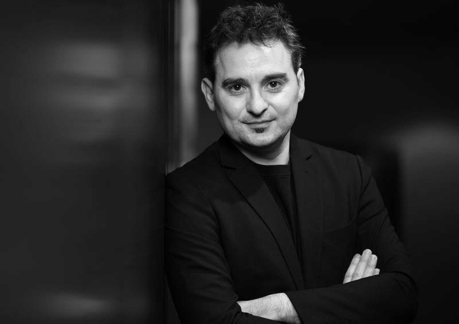 El director José Trigueros