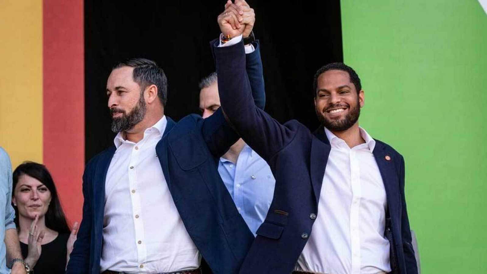 Vox entra amb força al Parlament i es converteix en la quarta força amb 11 escons