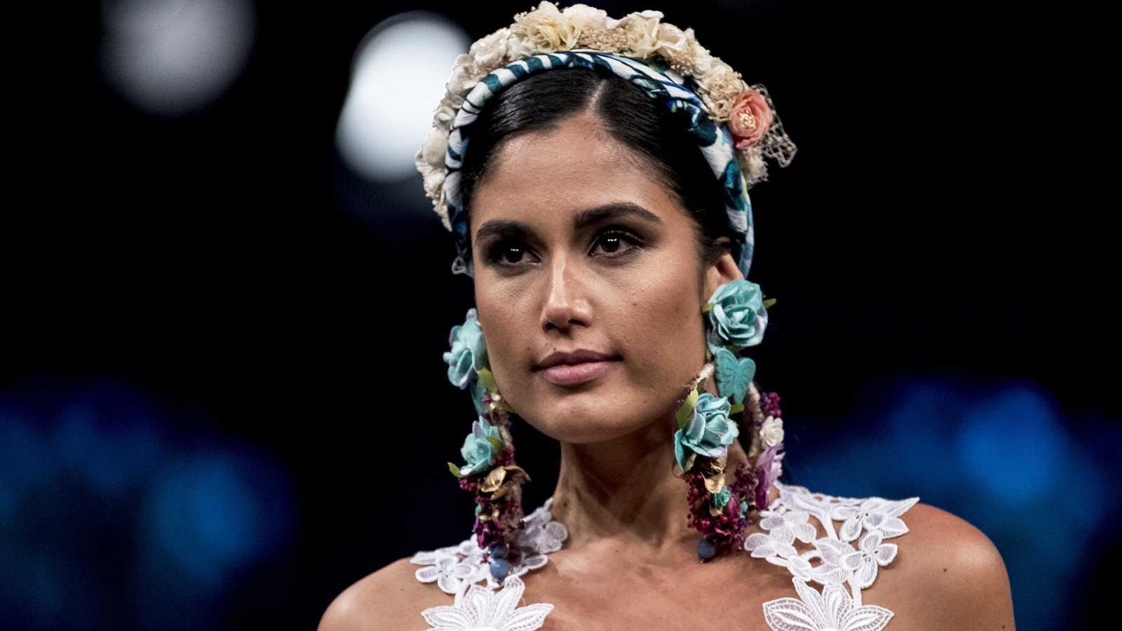 La modelo Patricia Yurena es discreta sobre su vida privada