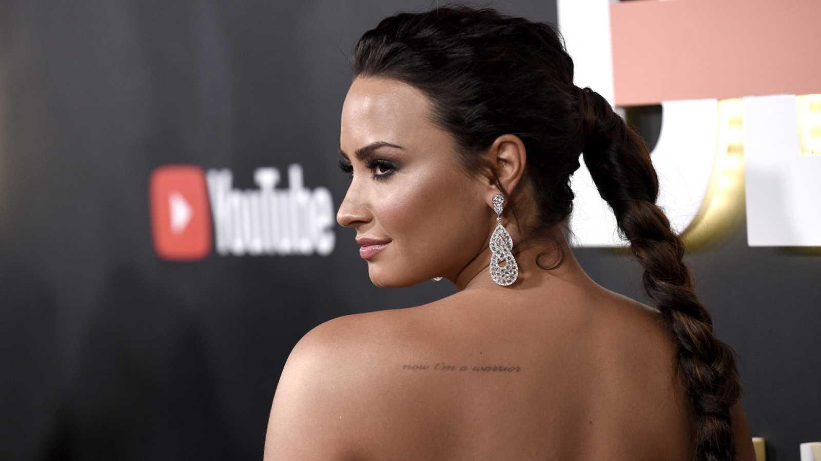 "Demi Lovato: ""Tuve tres derrames y un infarto, pero he vuelto a nacer"""
