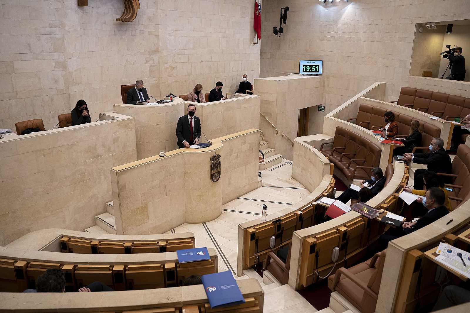 El Pleno del Parlamento aprobó la Ley de Pesca por unanimidad