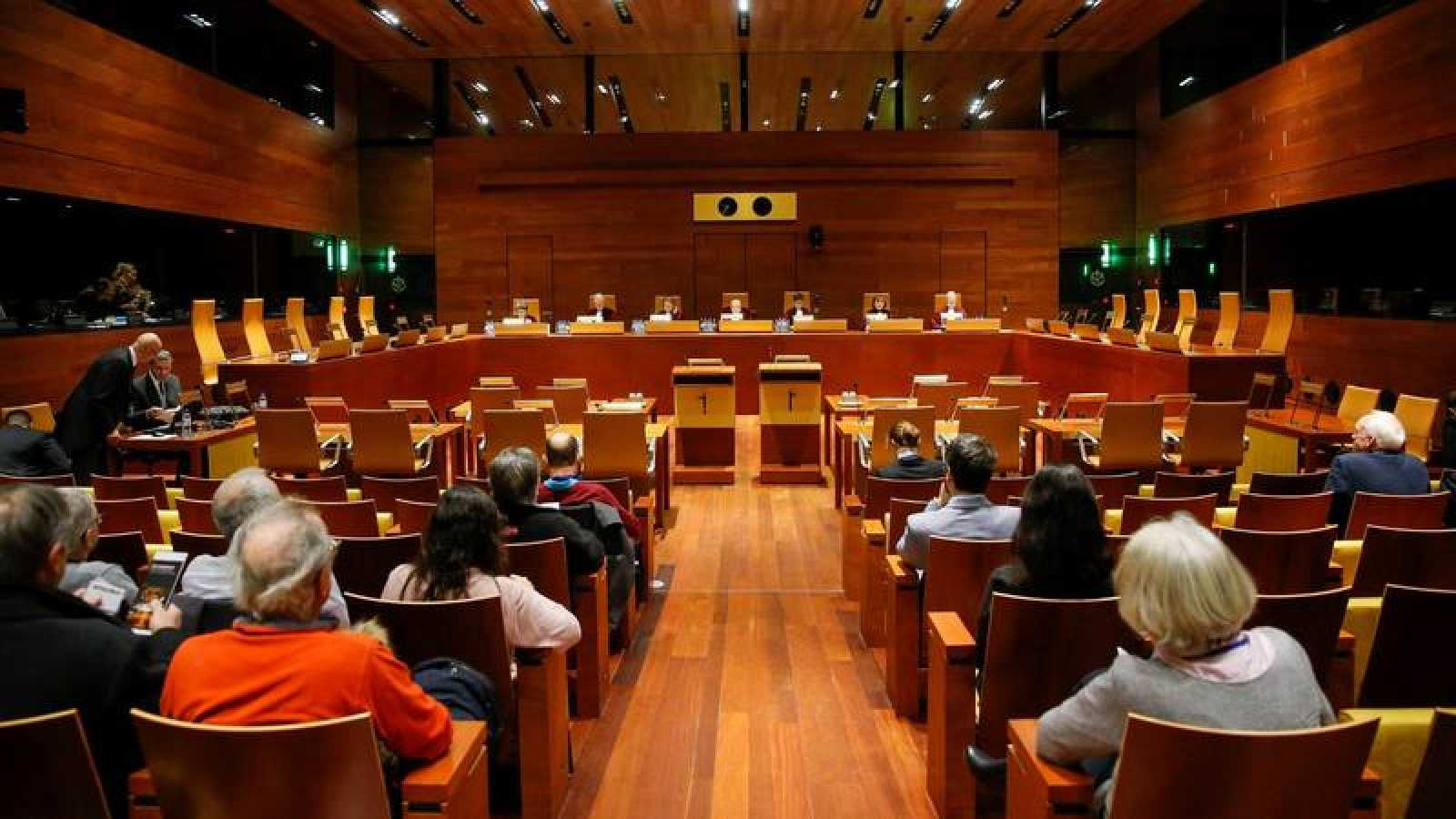 Imagen de archivo del Tribunal de Justicia de la UE