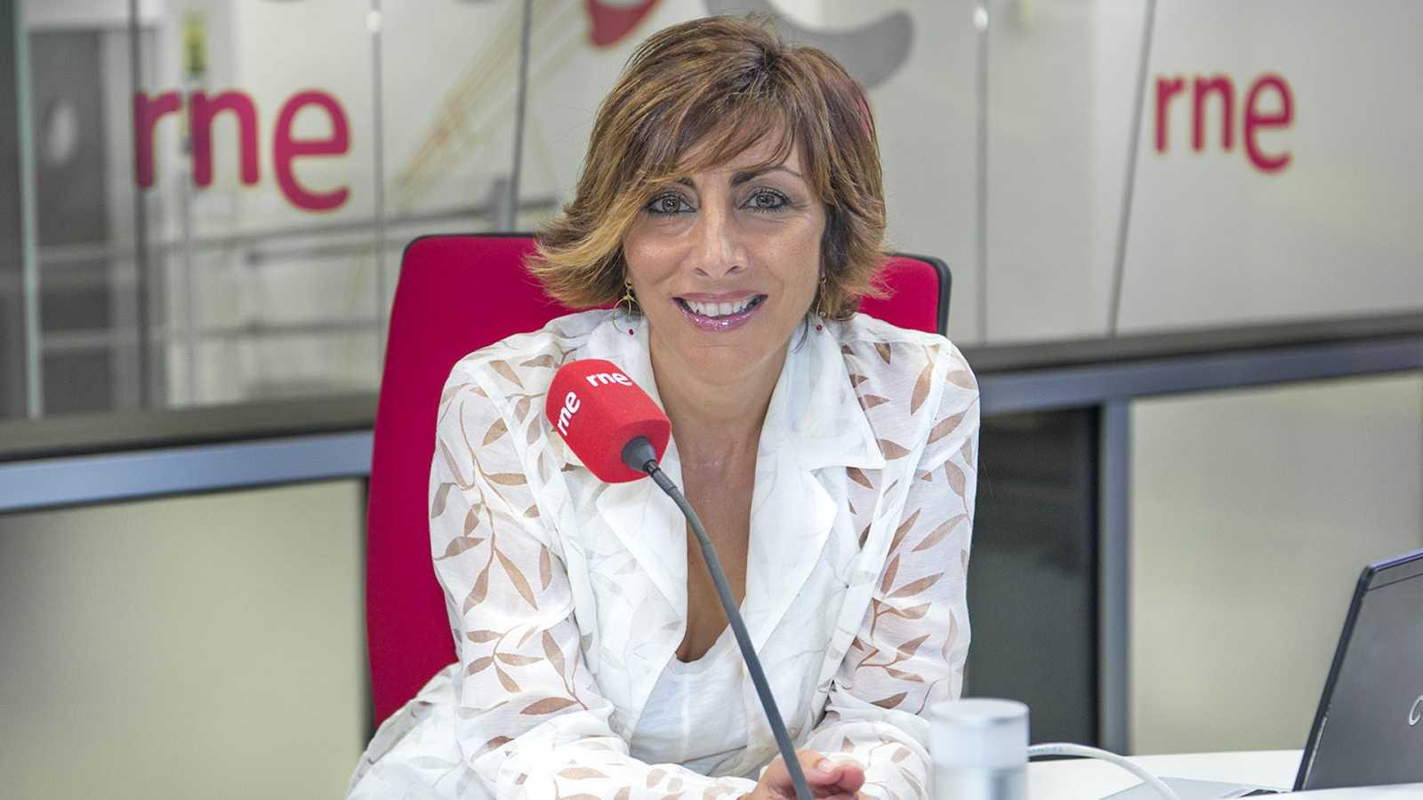 Mamen Asencio, directora y presentadora de 'Por tres razones'