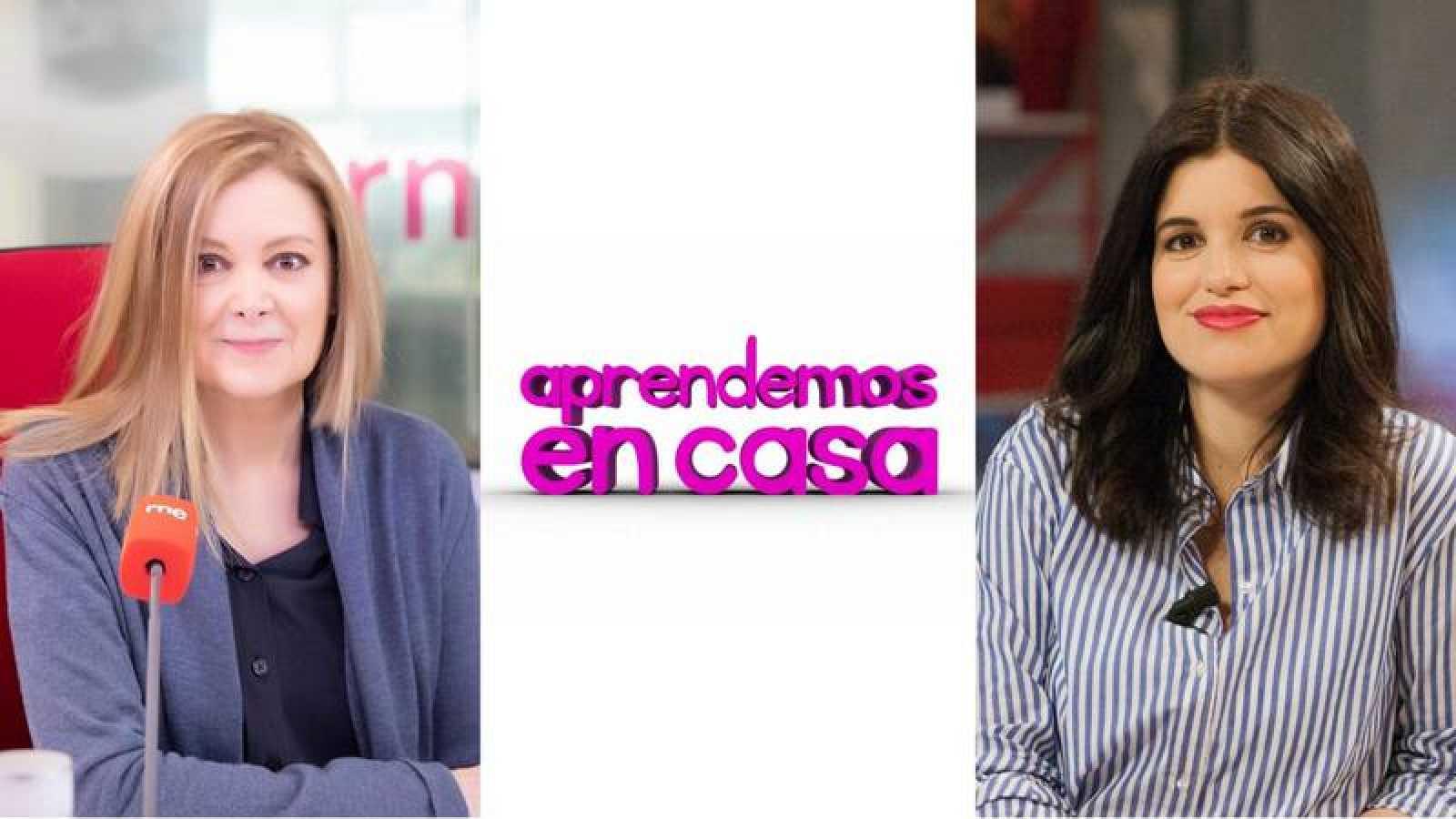 Pepa Fernández, 'Aprendemos en casa' y Cristina Hermoso de Mendoza