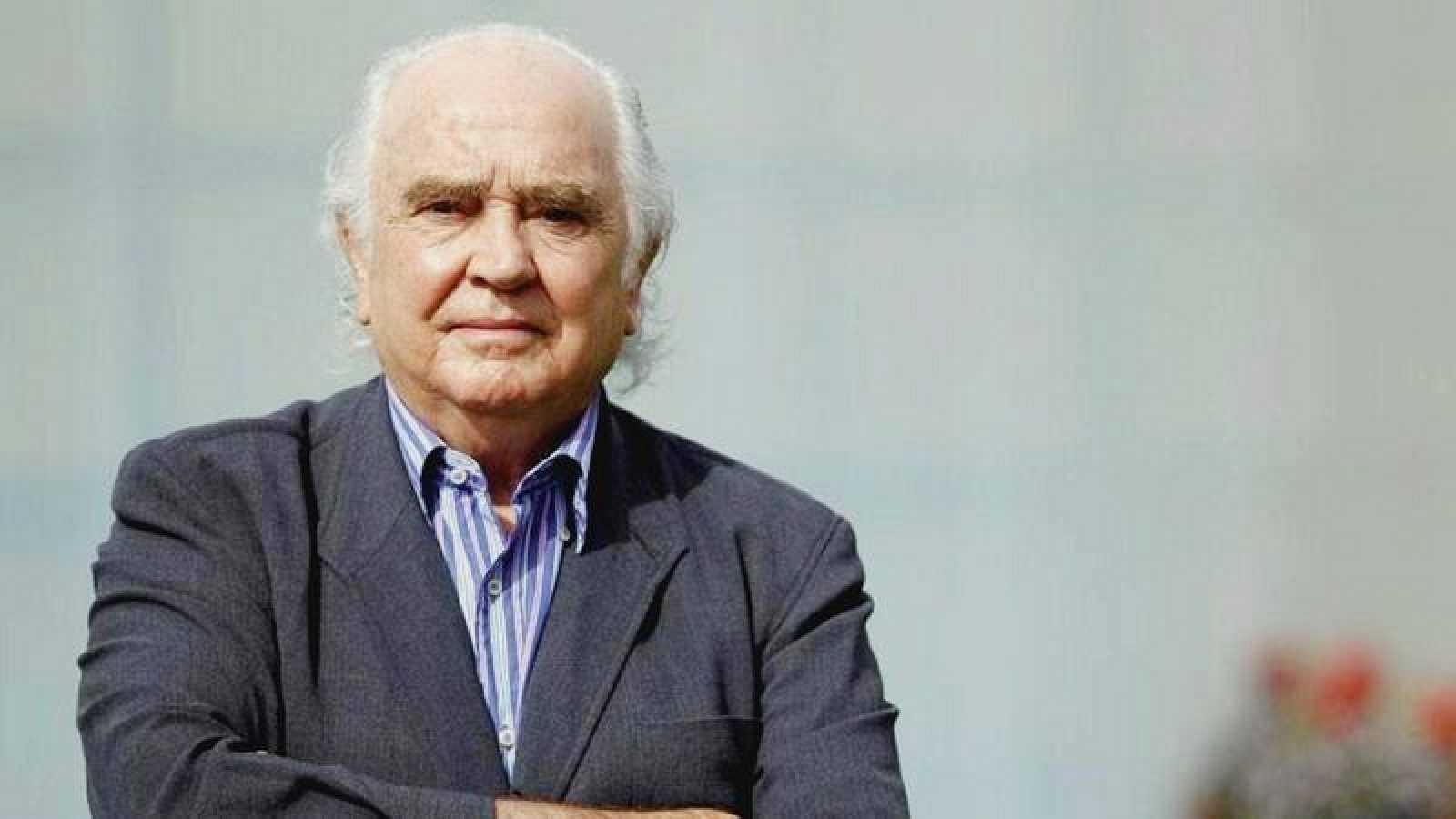 El compositor Antón García Abril
