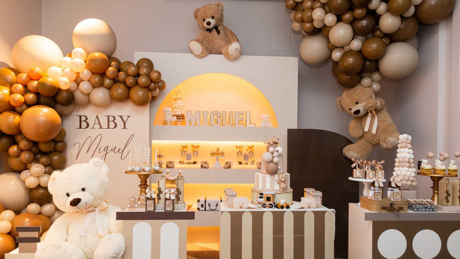 La increíble 'baby shower' de Paula Echevarría
